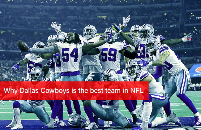 Dallas Cowboys are the best team in NFL